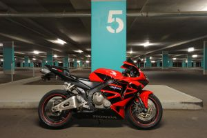 Honda CBR 600RR by GRAPHICSTYL3