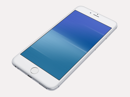 Blues Wallpaper for iPhone 6 and 6 Plus by kiwimanjaro