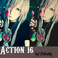 Action 16 by FridaKltz