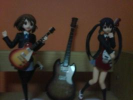 K-On Figures by Clandestin-Army