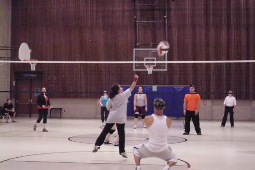 Volleyball: Game 1 pic 2 by OddDreams101