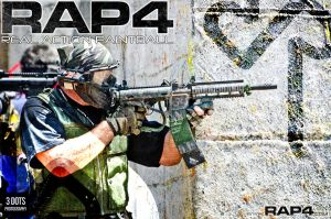 RAP4--Mag Fed Arena 2 by RealActionPaintball
