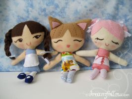 Lolly Dollies 2 by merwing