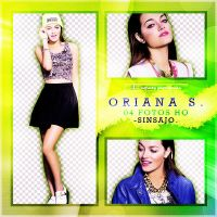 Oriana Sabatini Photopack PNG by ForeverTribute