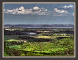 view from the bluff by ariseandrejoice