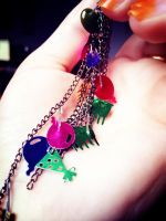 Colorful Chain by DearKhan