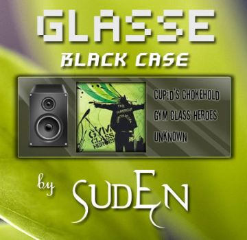 Glasse Black Case by Suden93