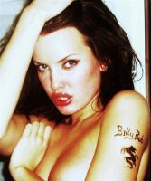 angelina jolie clone by therealclone
