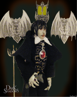 Barnabas Collins OOAK Doll by Feather-Dragon