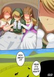 Zelda the Milk Melody : page 10/10 by Xano501