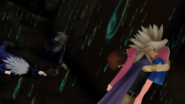 Kidnapped wth Bakura by Gold59