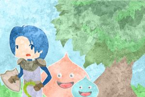 Dragon Quest IX I Guess by the-lagz