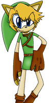 Link's new look by KittyBat1234