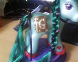 MLP Custom Wicked Elphane pic 7 of 7 by FlutterValley