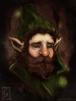 The Gnome (Revamped) by Zwanbg