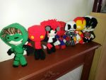My Sackboy Collection by DCoath