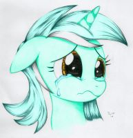 'Lyra'. Coloration. by PoniesInHats