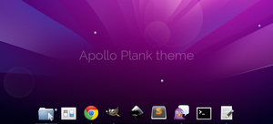 Apollo Plank theme by Dikoo