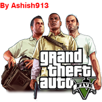 Gta V Icon by Ashish913 by Ashish-Kumar
