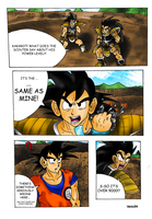 Goku Vs Kakarot Contest Entry by TidyWire