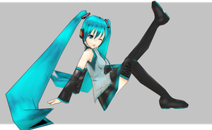 MMD Betty Boop's Pose DL by amiamy111