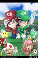-+ Super Gaara World +- by icha-icha
