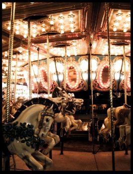 .The Carousel. by xmansonx