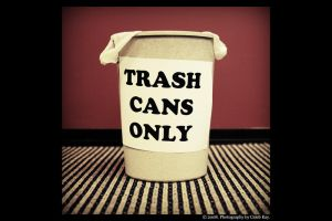 Trash Can For Trash Cans. by k-leb-k