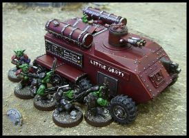 Codex: Little Grot by Proiteus