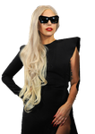 Lady Gaga PNG by Celebirtyedition