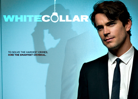 White Collar Graphic by peachy-vintage