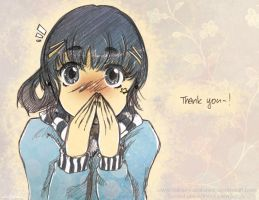 Thank You by Hakashi-Arakawa