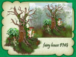 Fairy House by roula33