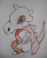 Cubone by DreamDrifter91