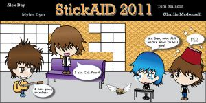 StickAID by FanGirlXRiley