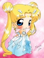 Chibi Princess Color by Shinta-Girl