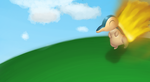 Cyndaquil by Proudnoob33