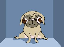 Pug by Samantha-Winsor