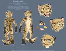 Rian Reference Sheet Commission by Khamisu