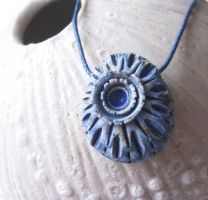 Mini Winter Sun Pendant by c-urchin