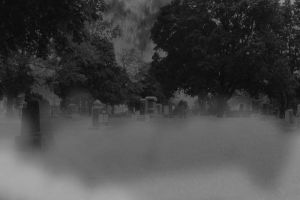 Grave yard 2 by Neon-Bubbles-Stock