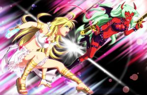 PANTY vs SCANTY by Lo-wah