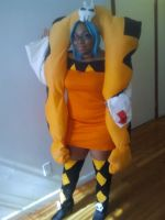 Cerebella - Skullgirls Cosplay by Narcissistic-Kittie