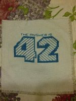 42 blue by CarpeComma