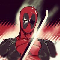 DEADPOOL 2 by Natezfac3