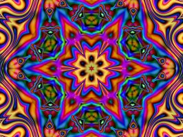 Psychedelic Vision by Thelma1