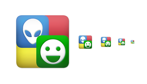 Google Translator Client Icons by CGrey