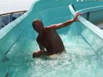 Water Slide by justmeina