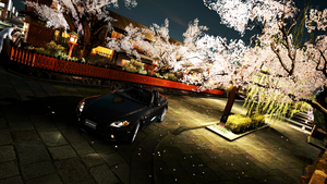 S2000 in Gion by Tompie913