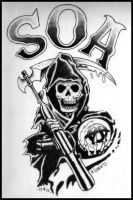 Sons Of Anarchy by Insanemoe